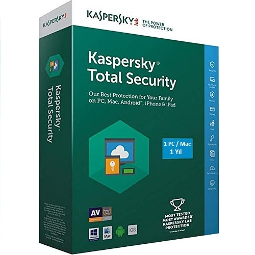 kaspersky total security satın al