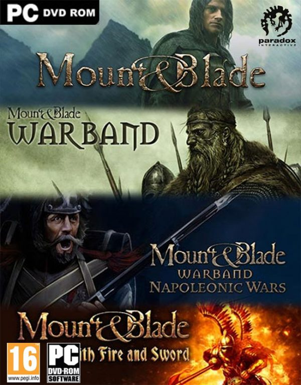 mound and blade